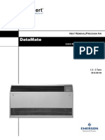 Liebert Manual Datamate