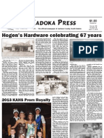 Kadoka Press - Thursday, April 11, 2013