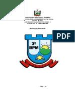 Manual de Sindicancia Pmpb