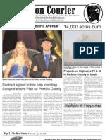 Bison Courier - Thursday, April 11, 2013