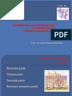Dermatocosmetologie II+III