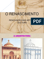 A Arte No Renascimento