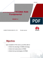 02 OWA200002 WCDMA RAN Fundamental (With Comments)