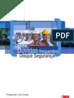 CARTILHA 3M DICAS DE PROTEÇÃO