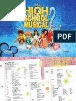 Digital Booklet - High School Musica