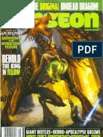 Dungeon Magazine #134