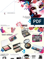 Profusion Catalog2012