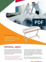 Contex Crystal G600