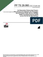 3GPP TS 29.060 V10.1.0 (2011-03)