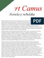 Novela y Rebeldia