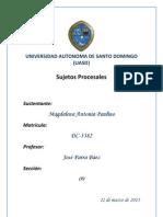 Universidad Autonoma de Santo Domingo