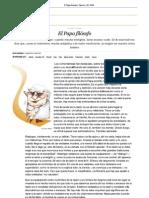 El Papa filósofo _ Opinión _ EL PAÍS