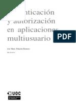Identidad Digital (Modul 2 Autenticacion y Autorizacion en Aplicaciones Multiusuario)