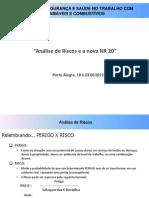 Analise Preliminar de Riscos NR20