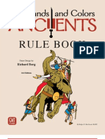 Commands and Colors Ancients Rules