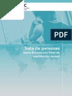 Oficina de Las Naciones Unidas - La Trata de Personas