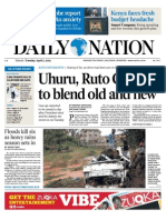 Daily Nation Kenya 2013 2nd April