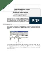 Lectia 4 Excel