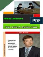013 Politica Monetaria
