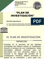 Presentación PLAN DE INVESTIGACIÓN2