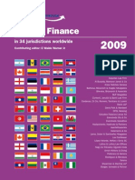 Project Finance 2009