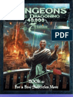 Dungeons the Dragoning Book 2.2 - Bookmarked