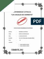 Avance Proyecto Sistemas_informacion