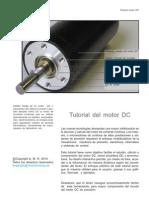 Tutorial Motor Dc