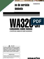 Manual Servicio Mantenimiento Cargador Frontal Wa320 Komatsu