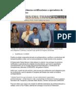 10-04-2013 Diario Cambio - RMV entrega primeras certificaciones a operadores de transporte público.pdf