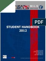 2B3 Student Handbook 2012
