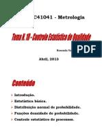 Tema 10. Controle de Processos