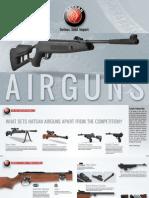 Hatsan Airguns 2013