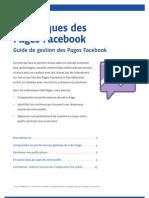 Guide de Gestion Des Pages Facebook