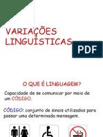 VARIAÇÃO L.