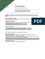 Configuracion DHCPD en Linux