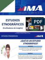 Estudios Etnográficos (Web)