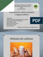 Desnutrición calórico-protéica EXPO (inmuno)