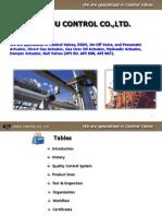 Company Profile of DAEJU CONTROL CO., LTD.