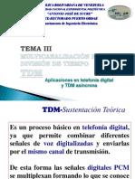 Tema 3 2 Multicanalizacion Tdm