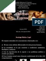 Exposicion sexologia forense