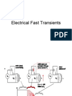 Electrical Fast Transients