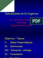 Convulsiones en Urgencias