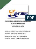 Liga Interna Subercaseaux College 2013 (1)