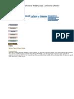 Obralux - Catálogo Profesional de Lámparas, Luminarias y Postes 2005-2007