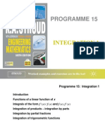 Integration 1
