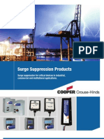 Surge Suppression Brochure
