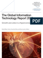 The Global Information Technology Report 2013. Growth and Jobs in a Hyperconnected World