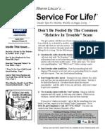 April Newsletter 2013