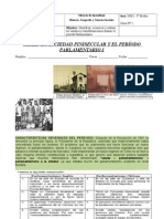 Guía Parlamentarismo n°1
